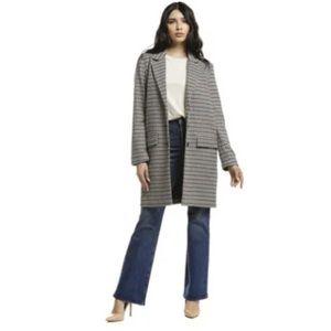 Levi's Lanna cocoon Shacket coat NWT
